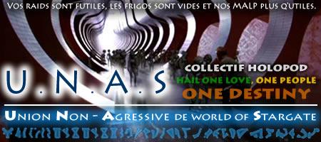 UNAS - Collectif HOLOPOD Unaswos